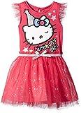 Hello Kitty Baby Girls' Tutu Dress, Fuchsia Purple Baby, 24 Months