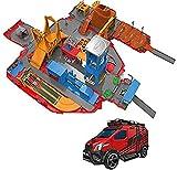 Micro Machines Super Van City veicolo che si trasforma in città