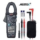 Pince Ampèremétrique MESTEK Multimètre TRMS Automatique Voltmètre AC DC...