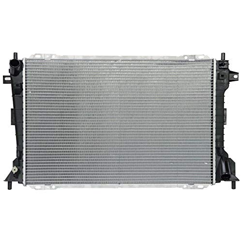 Klimoto Radiator | fits Ford Crown Victoria Lincoln Town Car Mercury Grand Marquis 1998-2002 4.6L V8 | Replaces FO3010106 F5VY8005A F5VY8005B F8VH8005BA F8VHAE