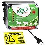 Unbekannt Cowboy 10043-000 Électrificateur de clôture Vert