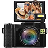 Appareil Photo Numérique Caméra 24MP Full HD 2.7K 25FPS Youtube Appareil...