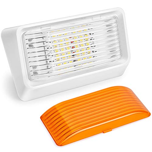Kohree LED RV Porch Light Exterior Utility Light 12v Lighting...