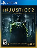 Injustice 2 Ultimate Edition - PlayStation 4 (Video Game)