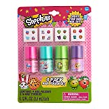 Shopkinz Nail Polish Set with Nail Stickers