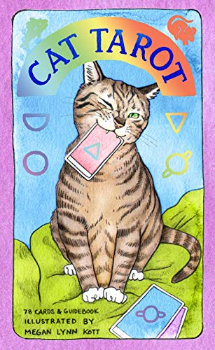 Cat Tarot: 78 Cards & Guidebook (Whimsical and Humorous...