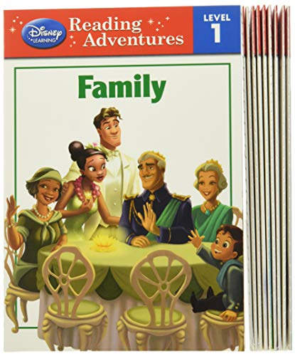 Disney Princess Reading Adventures Disney Princess Level 1...