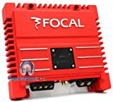 SOLID2 Red - FOCAL 2-Channel 200W RMS Power Amplifier