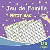 Jeu de Famille Petit Bac: Jeu du baccalauréat, Jeux de famille pour...
