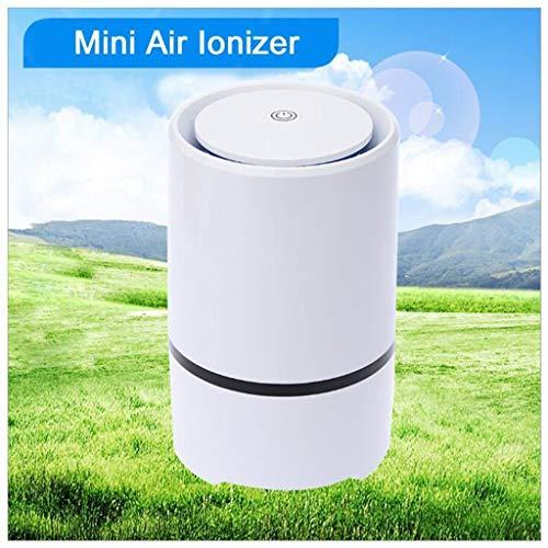 Filtro dell'aria della famiglia portatile, filtro libero, Studio USB Air Purifier, 360 ° di scarico...