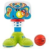 Chicco Eléphant Panier de Basket, 9343000000, Multicouleur