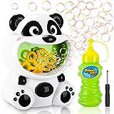 Gifort Machine à Bulles Enfants, Charmant Panda Souffleuse de Bulles...