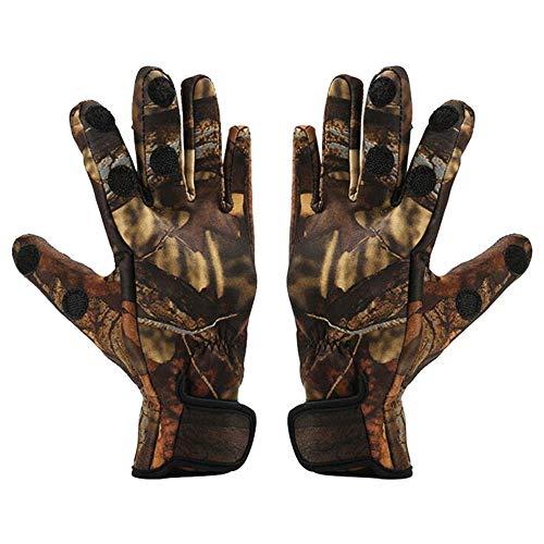 LMMET Guanti Palestra Touch Screen Guanto Invernale Outdoor Guanti Equitazione Sport Aria Aperta Antiscivolo Gloves...