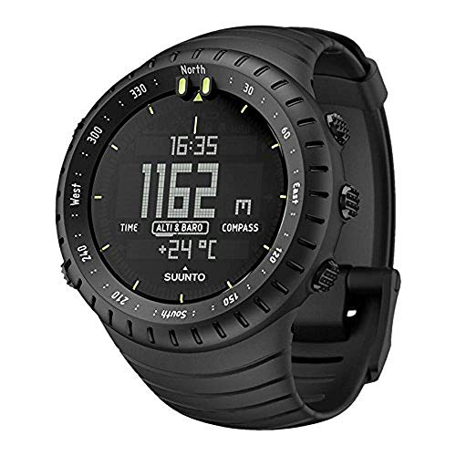 Suunto Core All Black Military Men's Outdoor Sports Watch -...