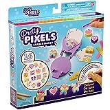 Bandai - Pretty Pixels - Krazy Pixels - Fabrique à gommes - Set de luxe - Loisirs créatifs - 38531