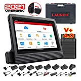 LAUNCH X431 V+ 4.0 Full System Scan Tool (Upgraded Ver. of X431 V PRO) Diagnostic Scanner Bi-Directional Code Reader ECU Coding 31+ Service Functions ABS Bleeding 2 Years Free Update