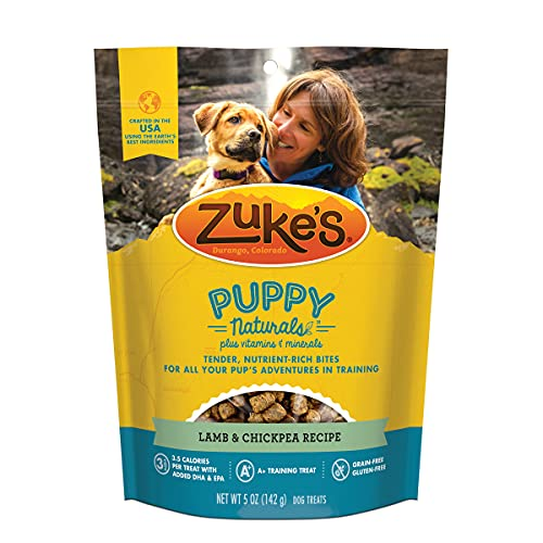 Zuke's Puppy Naturals Puppy Treats Lamb and...