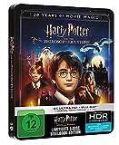 Harry Potter und der Stein der Weisen - Jubiläums-Edition - Magical Movie Modus - Steelbook [Blu-ray]