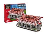 Giochi Preziosi- San Siro AC Stadio Ssiro Milan 15126 Personaggi Playset iLI Gioco 493, Multicolore, 8001444151268