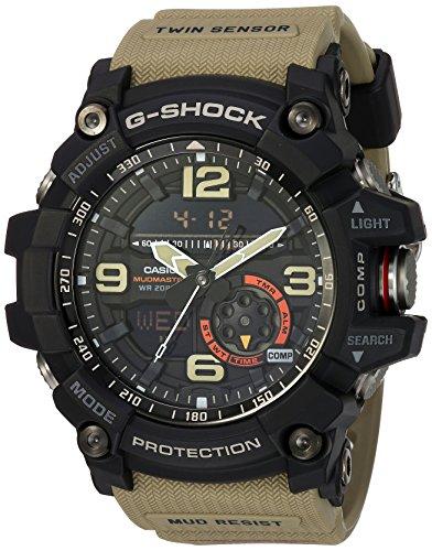 Casio 2018 GG1000-1A5 Watch G-Shock Mudmaster Twin...