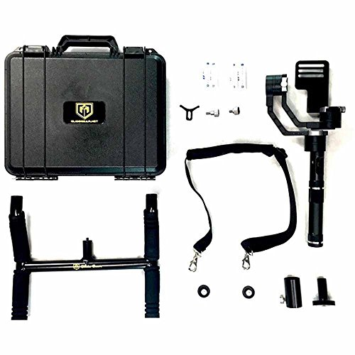 Glide Gear GNS 100 Geranos 3 Axis Gimbal Stabilizer