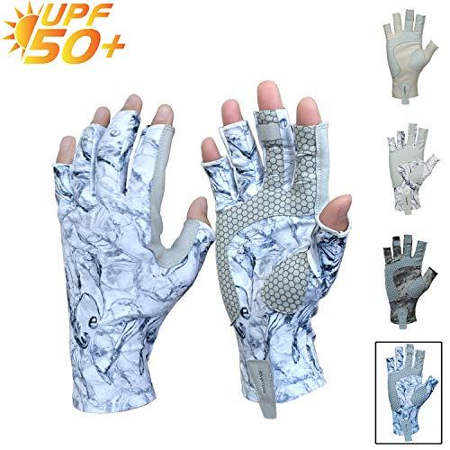 3. Riverruns Fingerless Kayaking Gloves