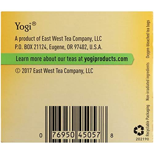 Yogi Tea, Green Tea Blueberry Slim Life, 16 Count 7