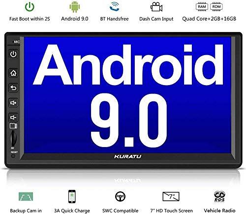 KURATU [K8432] Android 8.0 car Stereo...