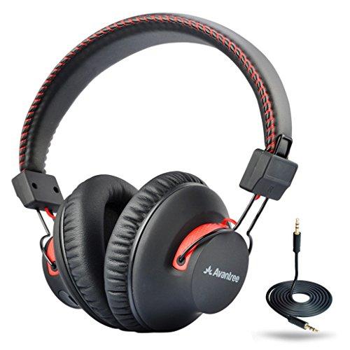 Avantree 40 Horas aptX Hi-Fi Auriculares Diadema Bluetooth...