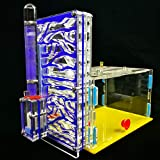 KKmoon DIY T-Design Zone d'Alimentation Acrylique Ferme Insecte...