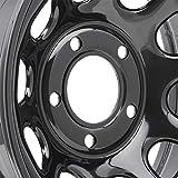 Pro Comp Steel Wheels Series 51 Wheel with Gloss Black Finish (15x8'/5x4.5')