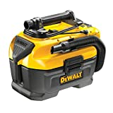 Dewalt DCV584L-GB Flexvolt 54V Cordless/Corded XR Wet/Dry Vacuum (Body Only), 300 W, 54 V, Yellow