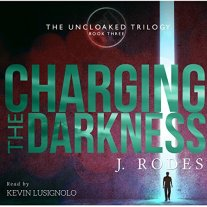 Charging the Darkness audiobook cover art