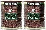 Signature 100% Colombian Coffee Supremo Bean Dark Roast-Fine Grind, 6 Pound ,Signature-ykgj