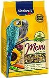 VITAKRAFT Menu Perroquets Alimentation Premium pour Oiseau -...