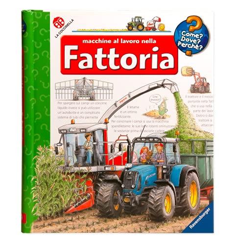 Macchine al lavoro nella fattoria. Ediz. illustrata