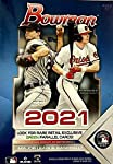This is a Brand New 2021 Topps BOWMAN Baseball Series Factory Sealed Unopened Blaster Box that contains 6 packs with 12 cards per for a total of 72 cards! Chance at a ton of different insert cards including RETAIL ONLY Paper Prospects Autographs, Chr...