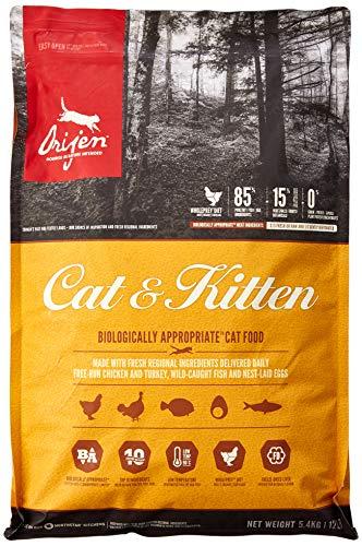 Comida para gato y gatito 5.4 Kg