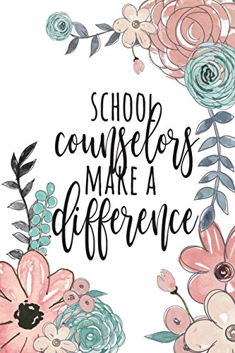 School Counselors Make A Difference: School Counselor Gifts,...