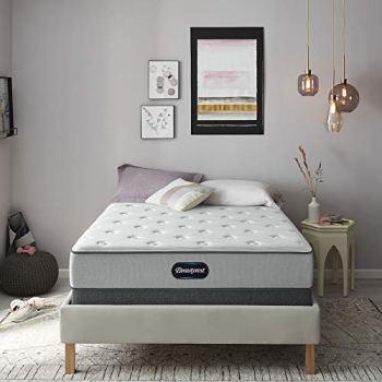Beautyrest BR800 12 inch Medium Innerspring Mattress, Queen, Mattress Only