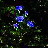 Solar Garden Stake...image