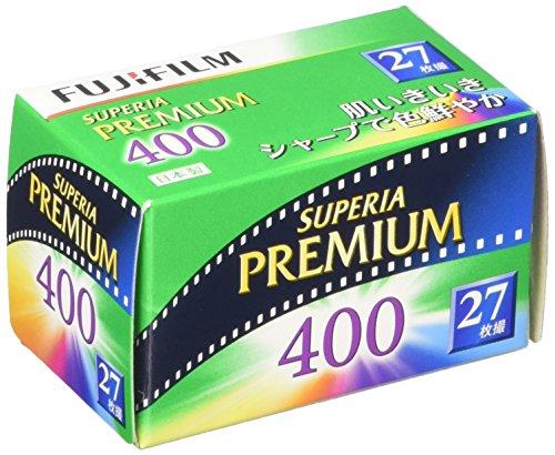 FUJIFILM フジカラー PREMIUM 400 27枚撮り 135 PREMIUM 400 27EX 1