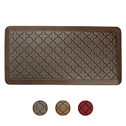 Anti Fatigue Standing and Butterfly Non-Slip Kitchen Mat