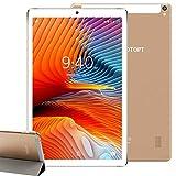 YOTOPT Tablette Tactile 10 Pouces 4G LTE, Android 10.0 Certifié par Google...