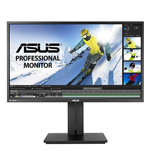 ASUS PB277Q 27' WQHD 2560x1440 75Hz 1ms HDMI DVI VGA Eye Care Monitor