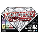 Monopoly Millionaire 'The Fast-Dealing Property Trading' Board Game