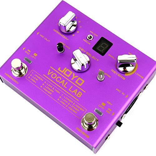 JOYO Vocal Lab - Harmoniser Effect Stompbox Pedal