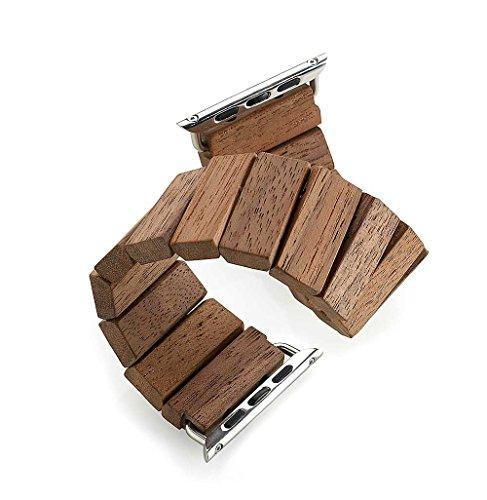 WEWOOD Unisex Erwachsene Holz Uhrenarmband WW-Trift