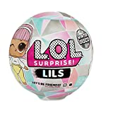 L.O.L Surprise! - LOL Lils Winter Disco Series con 5 Sorprese - Giochi Preziosi, LLU85000