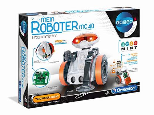 Ciencia y Juego Technologic - Mio, el robot 2.0 (Clementoni...